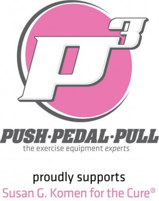 Push Pedal Pull Supports Breast Cancer Awareness