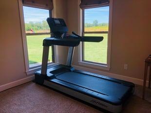 Home gym ideas image 2