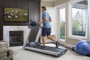 Benefits of using a treadmill image 2