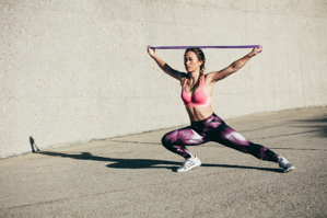 effective at home stretch band workouts