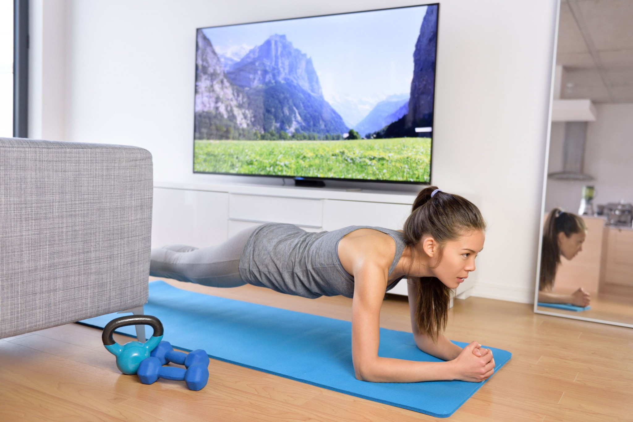 HIIT at Home: Overview