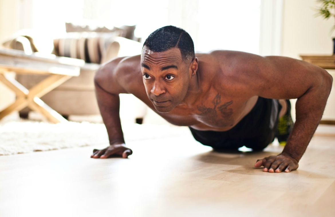 how-start-working-out-at-home-push-up