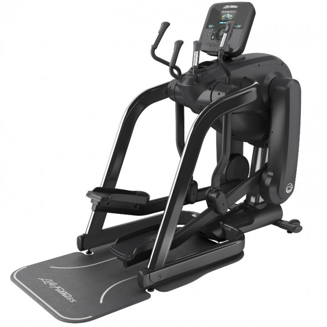 Best Home Elliptical: Life Fitness Platinum Club Series Flexstrider with Explore Console